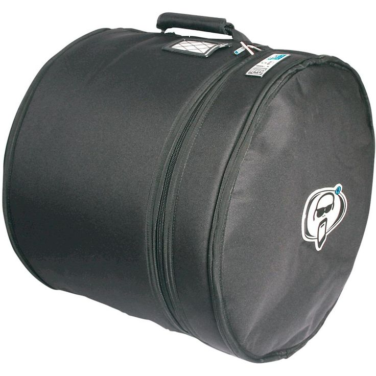 Protection Racket Padded Floor Tom Case with RIMS 15 x 15 in.