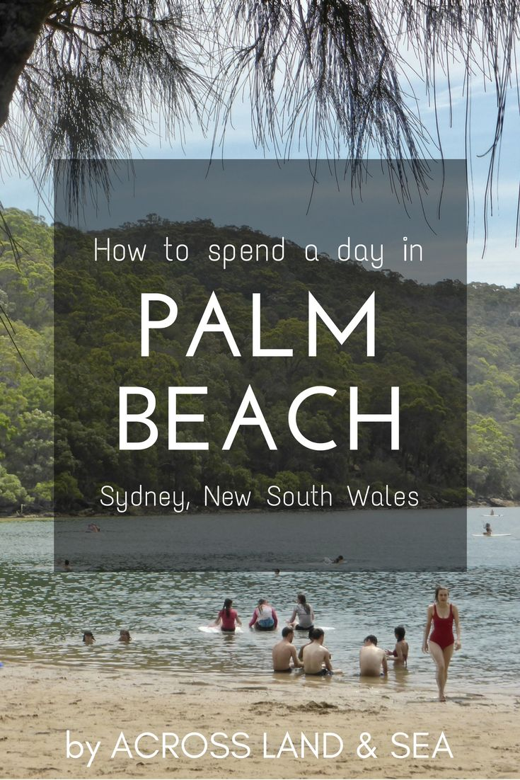 How to spend a day in Palm Beach, Sydney's northernmost beachside suburb!