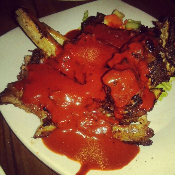 Konro Bakar (BBQ Ribs) @ Jalan Riau, Bandung