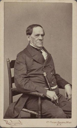 * Antonio López de Santa Anna * c.1870.