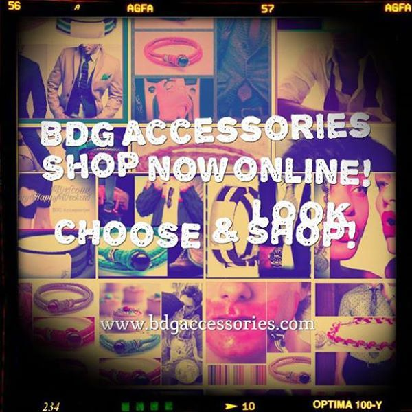 www.bdgaccessories.com  We're waiting for you! Be Different Be BDG!