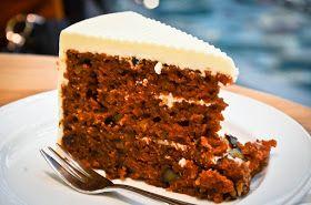 Martha Stewart's Classic Carrot Cake Recipe