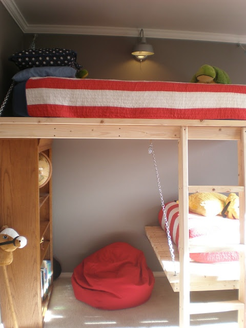 Best 25+ Homemade bunk beds ideas on Pinterest   Bunk beds with storage,  Girls bunk beds and Bunk beds with steps