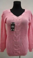 Sweter damski W062 MIX STANDARD (Produkt Turecki)
