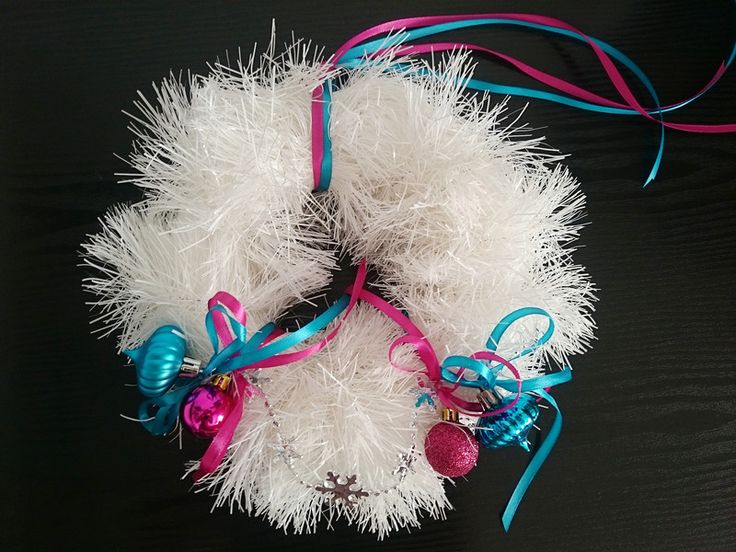 Wianek+Bożonarodzeniowy-+22+centymetry+w+barbarella+na+DaWanda.com