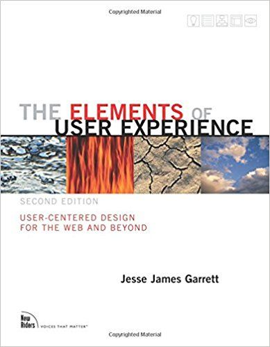 The Elements of User Experience: User-Centered Design for the Web and Beyond (2nd Edition) (Voices That Matter): Jesse James Garrett: 8601400015025: Amazon.com: Books