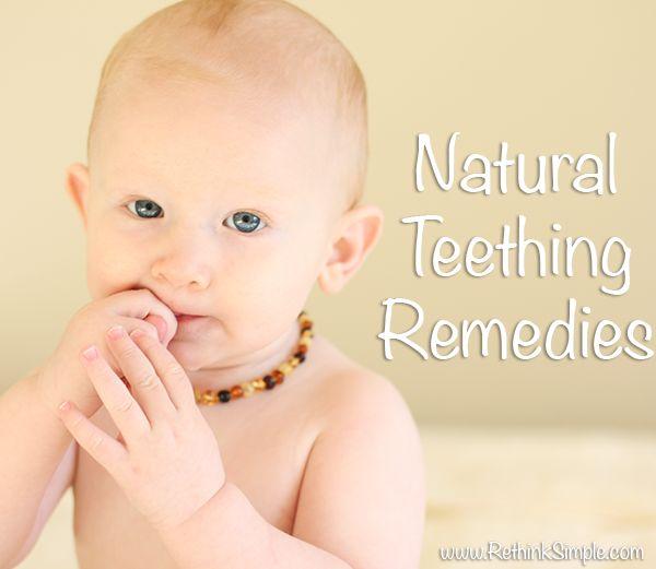 The Best Natural Teething Remedies