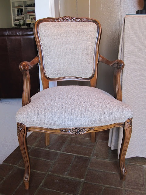 Beau Antique Chair Re Do · Small ChairsFrench ...