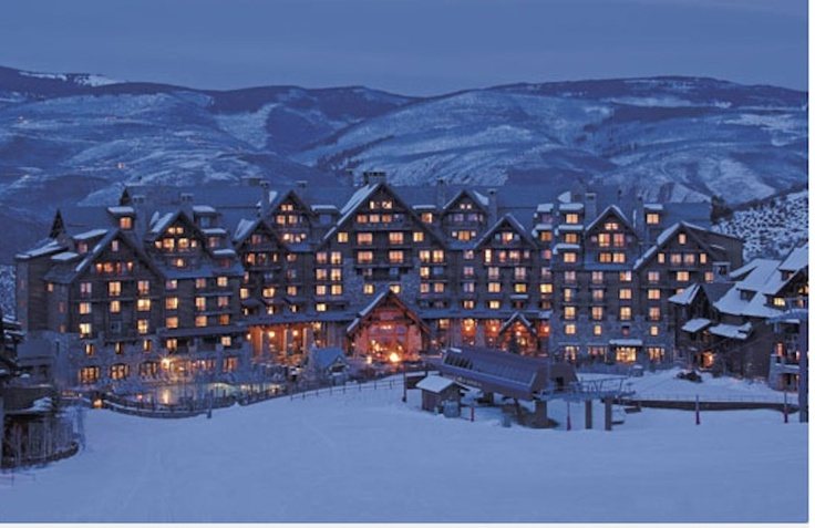 Ritz-Carlton, Bachelor Gulch, Beaver Creek, Colorado