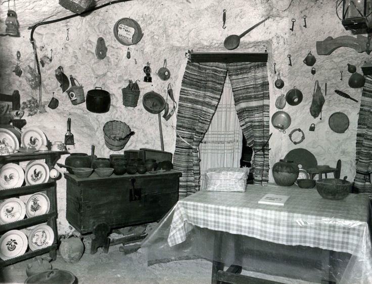 Museo etnogr fico de barranco hondo ca1985 platser att for Muebles bandama