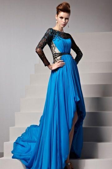 Abiti da sposa azzurri online