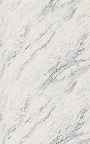 We have three carrara marbles to choose from. This one is Calcutta and has  some