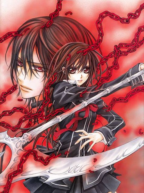 17 Best images about Vampire Knight on Pinterest | Vampire ...