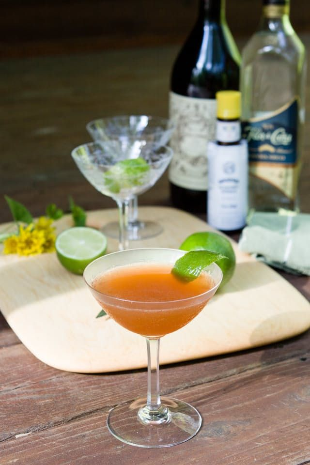 """For fans of sweet vermouth, the Fig Leaf cocktail is the kind of drink that ought to be in your regular rotation. Unlike the majority of cocktail recipes, in which the spirit is the most plentiful ingredient, the build of the Fig Leaf is heavy on the aperitif wine rather than the booze (in this case, light rum). This drink falls into the category bartenders often call """"reverse cocktails."""""""