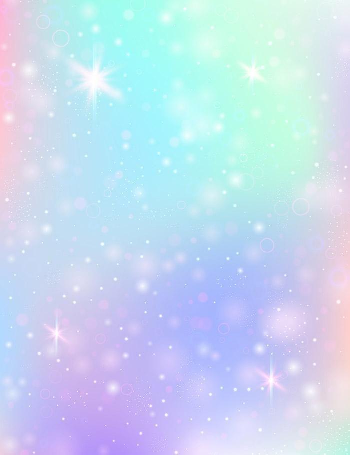 Fairy Sparkles Stars And Blurs Magic Photography Backdrop J 0306 Fairy Background Sparkles Background Pastel Galaxy