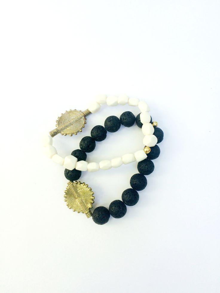 Beaded bracelets by Soul Design Jewellery