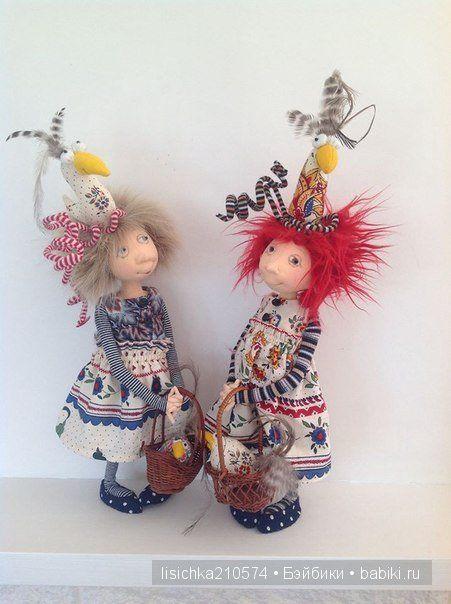 Авторские куклы Джилл Маас (Jill Maas)
