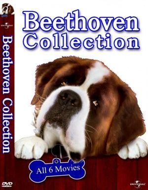 Бетховен [Антология] / Beethoven [Anthology] (1992 - 2008) онлайн фильм комедия про собаку все серии детской комедии