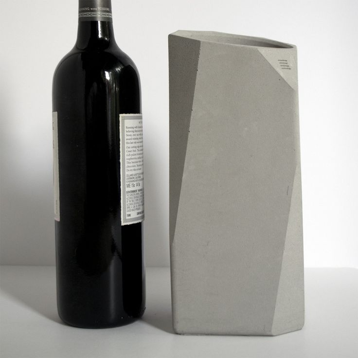 http://fancy.com/things/752843816863531792/Corvi-Concrete-Wine-Cooler?ref=ffemail