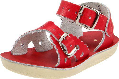 Salt Water Sandals by Hoy Shoe Sweetheart,Red,5 M US Toddler Salt Water Sandals http://www.amazon.com/dp/B004PSZH5G/ref=cm_sw_r_pi_dp_uwdMvb0QHTCAY