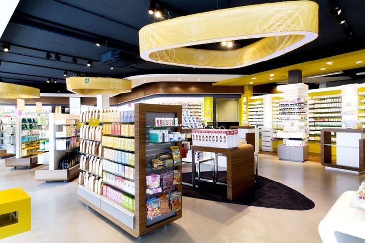 Pharmacy Design, Seewalchen, AUSTRIA, Rosenwind Pharmacy by UniversalProjekt, www.facebook.com/epsilonbratanis