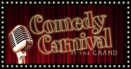 Comedy Carnival@ The Grand at 20:00-22:00 on 12th April '14. Stand-up comedy show featuring Adam Bloom, Jeff Innocent, Benny Boot and Pete Jonas as MC. The Grand, SW11 1TT. Doors 7pm, show 8pm-10pm, Nightclub 10pm-3am.  Comedy Carnival presents an outstanding line-up of international comedy every Saturday night.  URL: Booking: http://atnd.it/6712-1  Price : General Admission: £12 Reserved Seating: £15 Party Package: £20  Artists: Adam Bloom, Jeff Innocent, Benny Boot, Pete Jonas