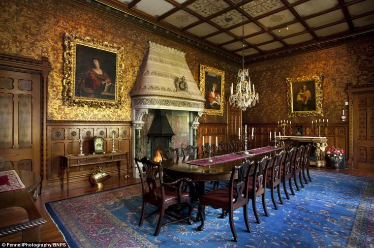 Inside The 16th Century Stately Home On Sale For 5