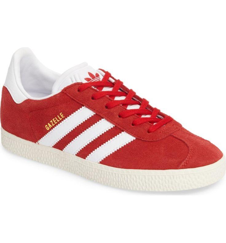 Main Image - adidas Gazelle Sneaker (Big Kid)