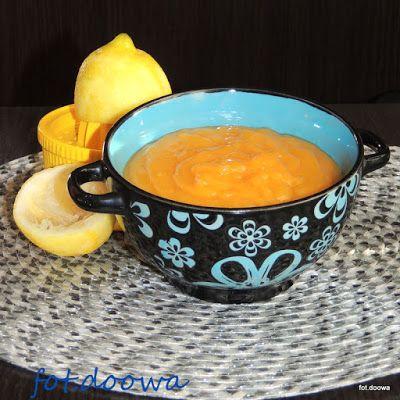 Moje Małe Czarowanie: Lemon curd - klasyczny krem cytrynowy