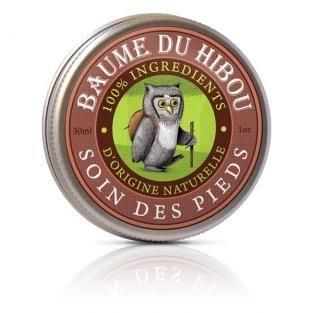 Baume Hibou Soin Des Pieds 30ml Oléanat | Acheter sur Greenweez.com