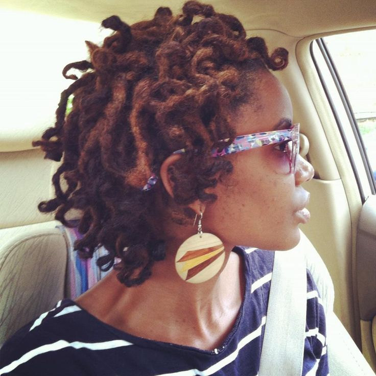 colored curly dreads i love this do dreadlock
