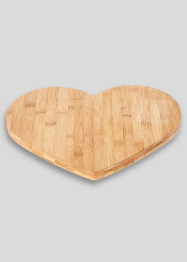 Wooden Chopping Board (34cm x 26.5cm) View 1