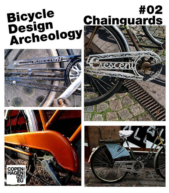 Bicycle Design Archeology - Top Ten Details We Want Back / Mikael Colville-Andersen