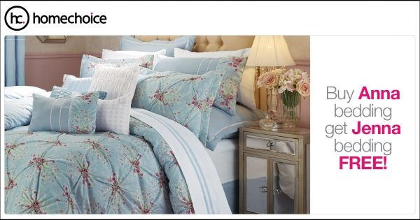 2 free duvet sets. Buy the classic, yet trendy Anna comforter set from R99p/m and get up to 2 duvet sets free #ad
