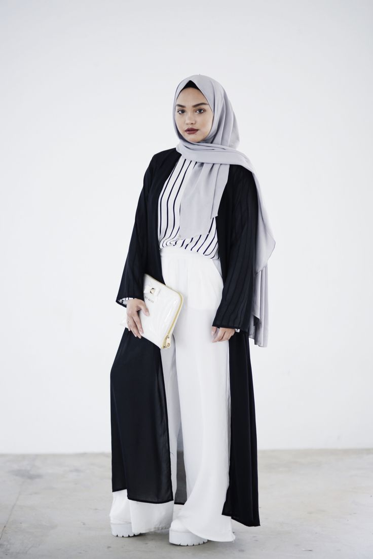 334 Best Images About Things To Wear On Pinterest Hijab Street Styles Ootd And Niqab