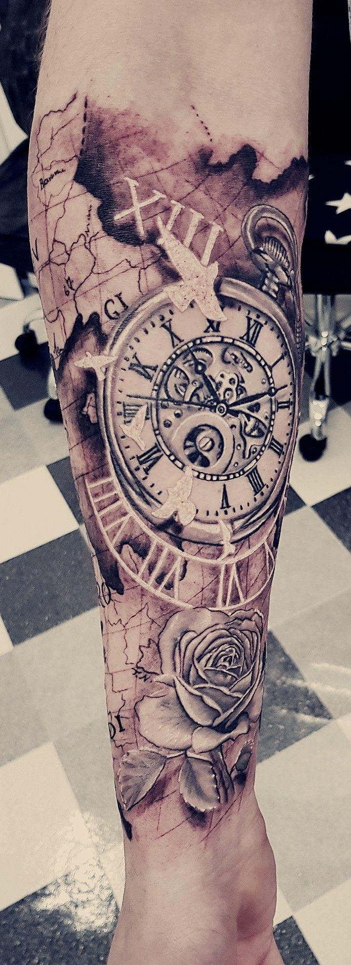 Uhr Tattoo