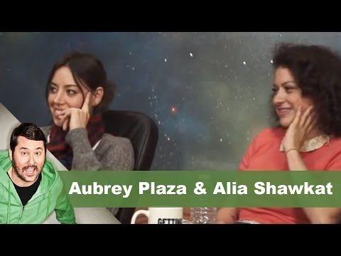 ▶ Aubrey Plaza & Alia Shawkat | Getting Doug with High - YouTube