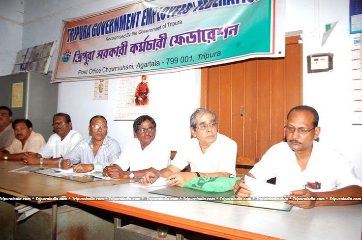 TGEF held Press meet at TGEF office Agartala on 17 Jun 2016 http://www.tripuraindia.com/