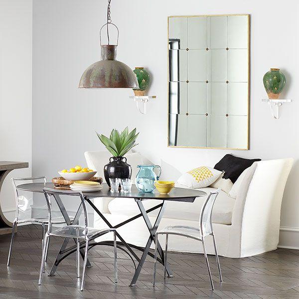 Wisteria - Mirrors & Wall Decor - Mirrors - All Mirrors -  French Panel Mirror - $449.00