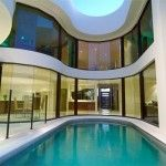 Gold Coast Unique home pool design. Queensland and Northern NSW Home Builders Gold Coast Unique Homes is a Design and Construct Builder. We specialize in custom designed new home builds with excellent value for money and investment qualities. #luxuryhomes #customhomedesigngoldcoast #pool