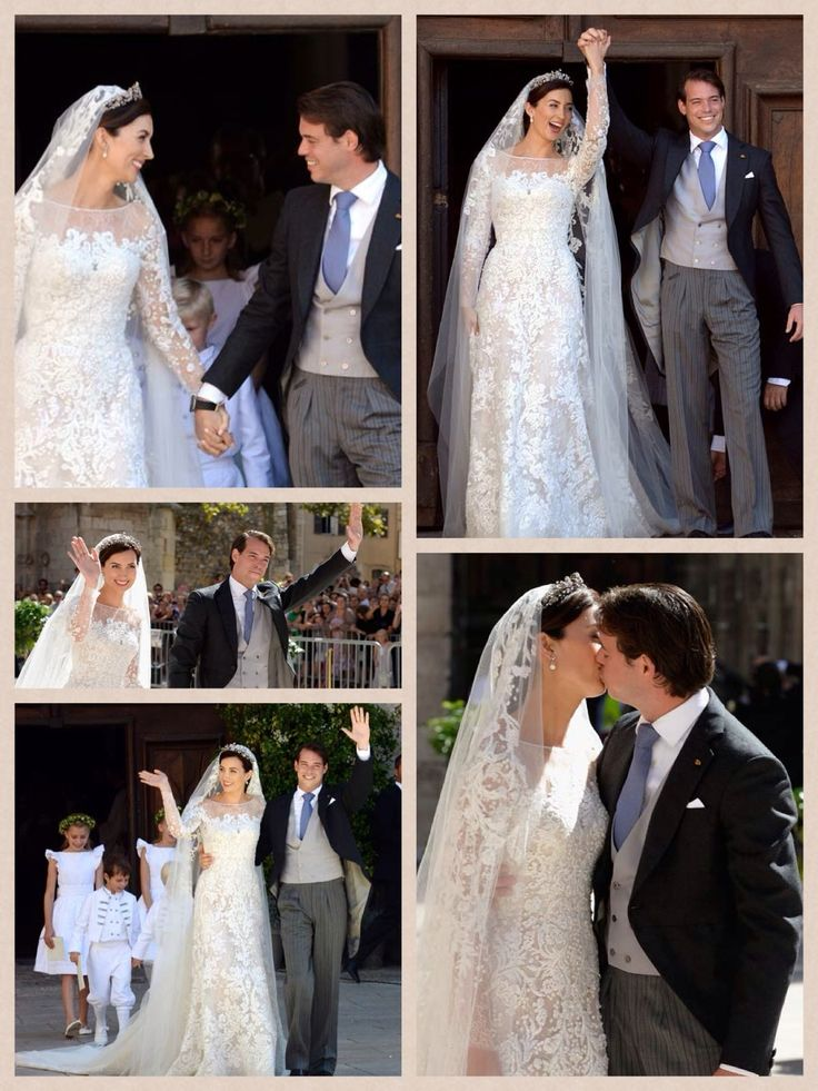 Prince Felix and Princess Claire of Luxembourg wed in magnificent Provençal ceremony 21 SEPTEMBER 2013 Prince Felix and Princess Claire of Luxembourg married in a beautiful religious ceremony in the South of France on Saturday morning.  The pair tied the knot in Saint-Maximin-la-Sainte-Baume's magnificent 13th century Sainte Marie-Madeleine basilica.  The sun shone down on the newlyweds as they departed the church to rapturous applause from well-wishers.