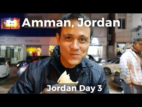 Video Jordanien: Tour of Amman, Jordan