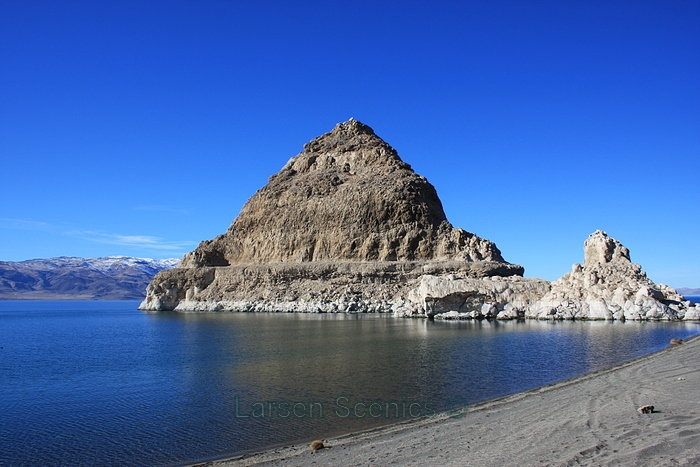 Pyramid Lake, Nevada...beautiful salt water lake in middle of a desert.  Wonderful times spent here.