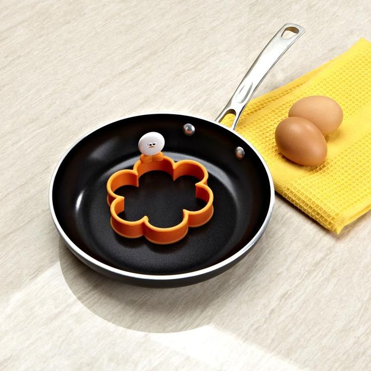 Food Network Silicone Egg Poacher Instructions