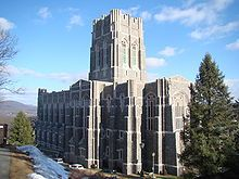 West Point Chapel. United States Military Academy