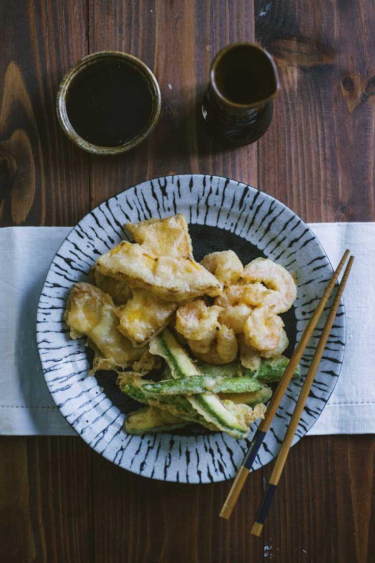 Tempura, il fritto leggero e croccante come da tradizione giapponese