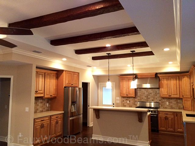 Kitchen Designs Photo Gallery | Upgrade a Kitchen with Beams