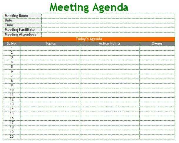 A 17+ legjobb ötlet a Pinteresten a következővel kapcsolatban - Free Meeting Agenda Templates