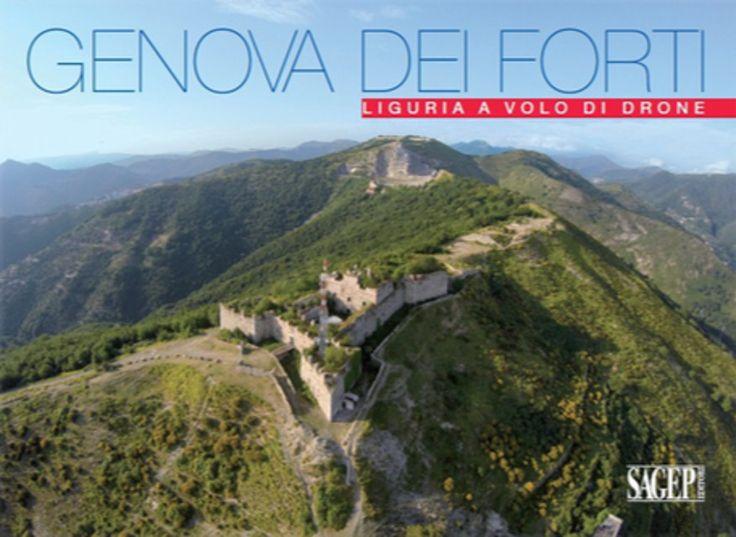 """""""Genova dei Forti"""", per esplorare la Liguria a volo di drone"""