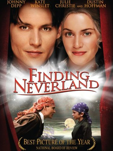 "~Add a little Enchantment to your day with ""Finding Neverland!""...❤"